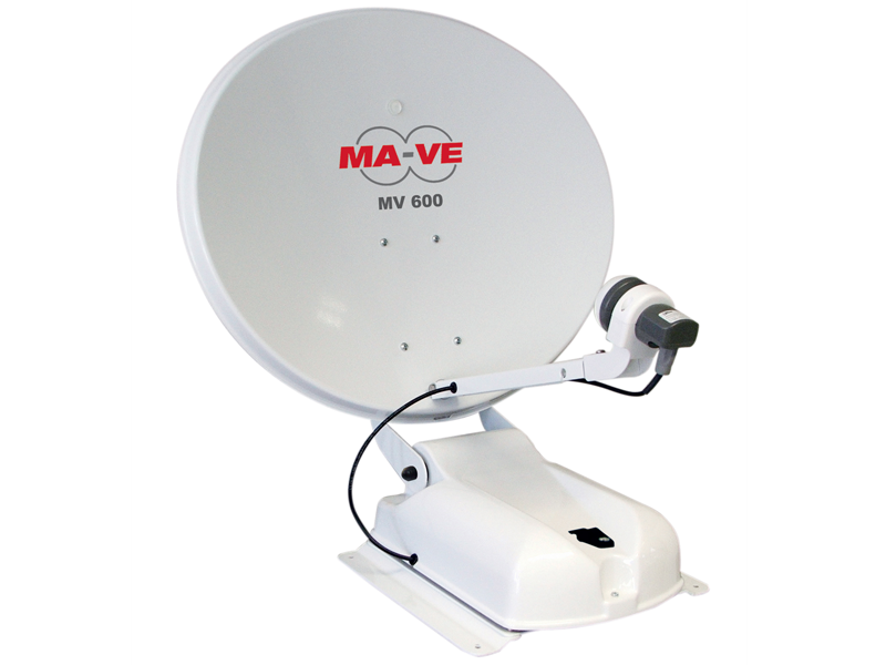 ANTENNA SATELLITARE MA-VE mv600